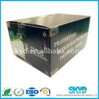 PP corrugated plastic boxes