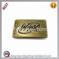 Metal Logo lable nameplate, tag