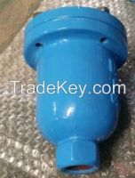 Thread & flanged Single ball air release valve