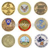 custom souvenir coins,factory price metal coins,copper coins