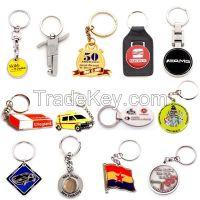 custom promotional keychains,custom logo keyrings