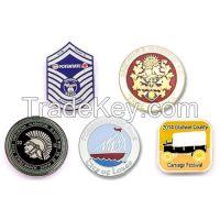 Custom hard enamel badge, cloisonne lapel pins, high quality lapel pins