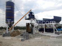 Mobile concrete plant COMPACT-30