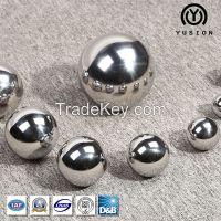"Yusion 3/16""-6  (4.7625mm-150mm) AISI52100 Steel Ball"