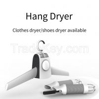 Portable Clothes and Shoes Care - Hang dryer (shoes dryer)