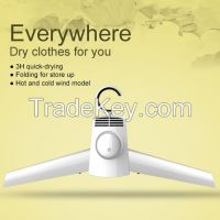 Portable Clothes and Shoes Care - Hang dryer
