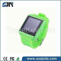 "2016 high quality Android 1.44"" Screen 128*128 BT 4.0 anti lost U8 Smart Watch Bluetooth smart watch"