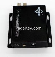 720P/1080P HDCVI and audio over fiber transceiver support OEM