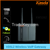 Wireless ADSL  modem router
