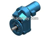 Parallel Shaft Gearbox Motors - AF Series