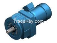 Inline Helical Gearbox Motors - AR Series