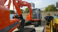 Secondhand Hitachi Mini Small Excavators For Sale, Hitachi EX60-1 Crawler Excavator