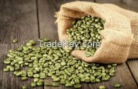 Jamaica blue mountain unrasted coffee beans
