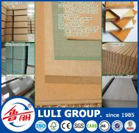 raw MDF price from China MDF factory
