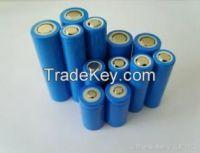 SANQI Cylindrical lithium battery UR18650F(43mAh)