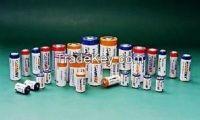 Non-rechargeable lithium batteries