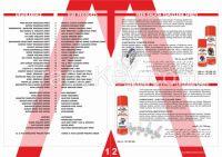 Carb&Choke Cleaner Spray