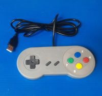 USB SNES PC game controller for old memory
