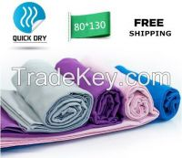 Quick Dry Towel Highly Absorbent Compact Travel-Soft Microfiber towel