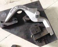 forged railway castings train hook