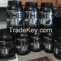 Optimum Nutrition Gold Standard 100% Whey Protein, Vanilla Ice Cream - 5 lb tub