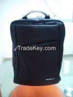 oxford cloth black backpack