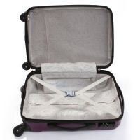 BUBULE luggage bag caster wheel luggage case best selling trolley luggage suitcase