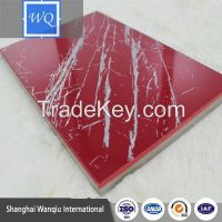 Acrylic MDF board for Kitchen Cabinets