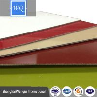 High Glossy UV HPL Sheet for Kitchen Cabinets
