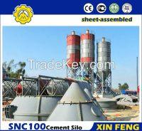 100t cement silo price for sale