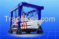 Yacht Lifting Crane