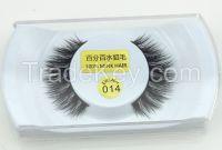 014 mink hair eyelashes