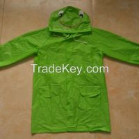 PVC Cartoon Raincoat