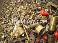 Honey Brass Scrap