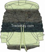 Hooded Jacket 8252