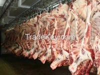 frozen beef and goat meat