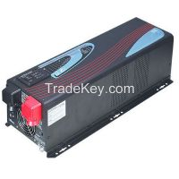 1000W 2000W 3000W 4000W 5000W 6000W 12V 24V 48V DC 110V 230V AC Solar Power Inverter with Charger