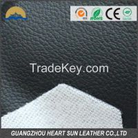 LICHI pattern pvc leather for car seat cover