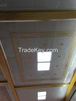 ceiling board aluminum panel  aluminum gusset ceiling board hanging ceiling suspended ceiling