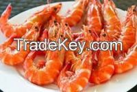 Best Quality Sea Food Prawns & Canned Fish