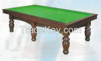 Carrom Billiards Table