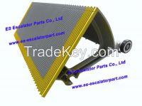 ES-A01A CNIM Step 8011223 1000*400mm width, Euro Type w/o yellow demarcation