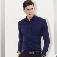 Autumn men cotton business