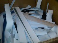 PVC scraps