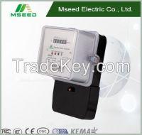 rs485 Single Phase  electric energy Meter Power Meter