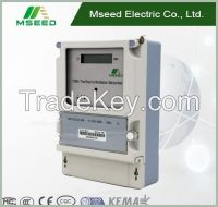 three Phase four wire Electric energy Power Meter