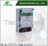 Single Phase digital Energy Meter Wire Electric Power Meter