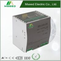 Hot sale switching Power Supply DR-240 with Good Quality din-rail switching power supply