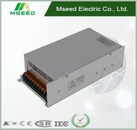Hot Product S-500 with Good Quality Competitive Price Industrial Switch Mode Power Supply