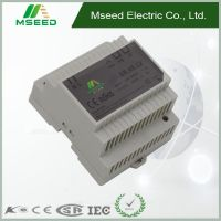 Hot Product DIN Rail DR-60 with High Quality Competitive Price switch mode dc adapter power supply